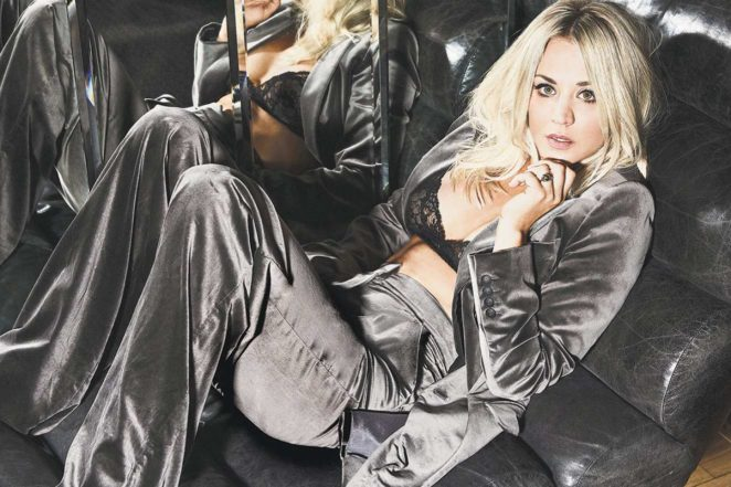 Kaley Cuoco: Photoshoot by John Russo for Alexa Magazine NY Post -06