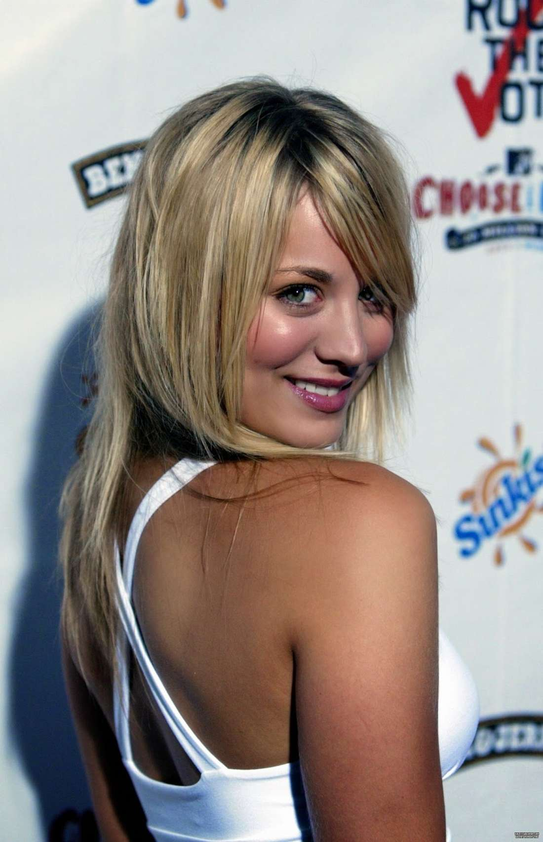 Kaley Cuoco 2016 : Kaley Cuoco: Rock The Vote National Bus Tour Concert 2004 -10
