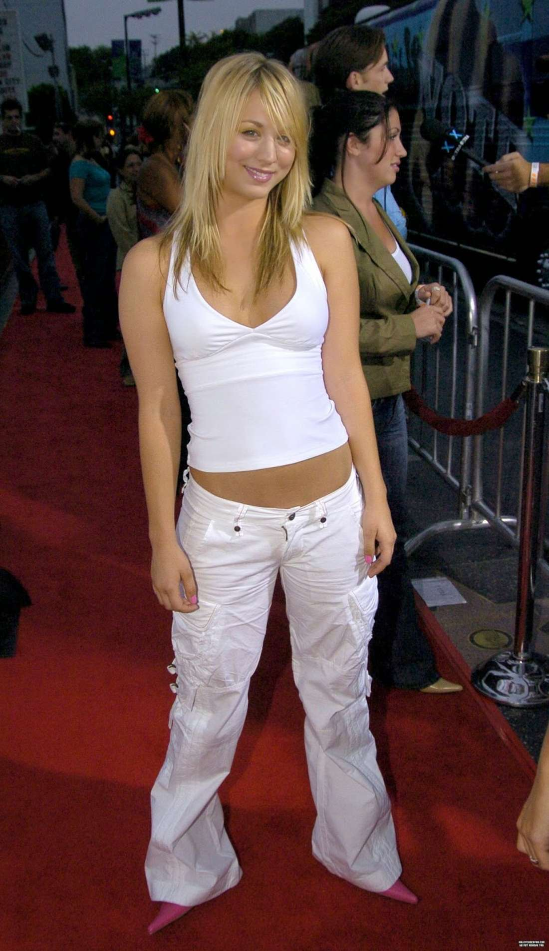 Kaley Cuoco 2016 : Kaley Cuoco: Rock The Vote National Bus Tour Concert 2004 -13