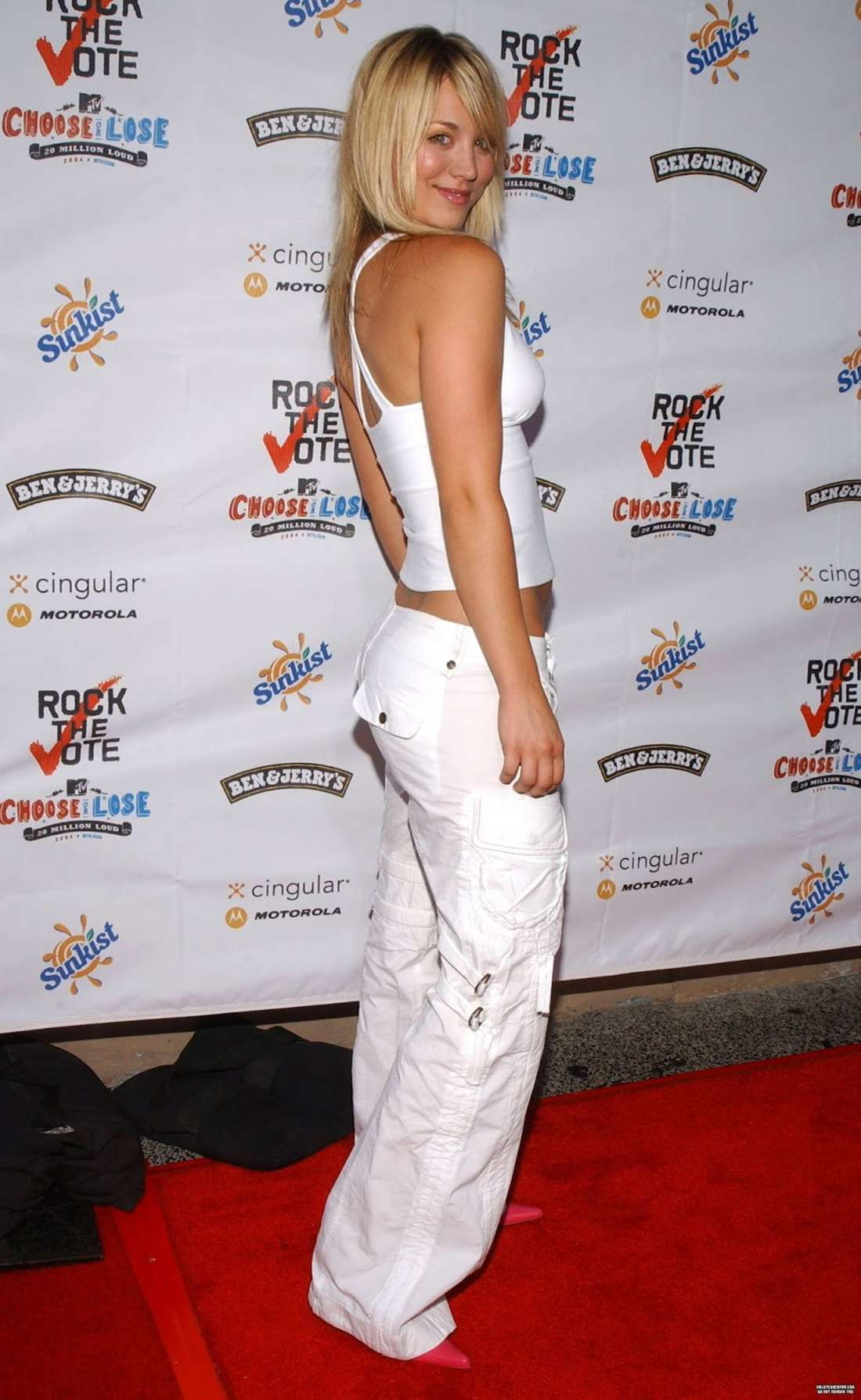 Kaley Cuoco 2016 : Kaley Cuoco: Rock The Vote National Bus Tour Concert 2004 -23