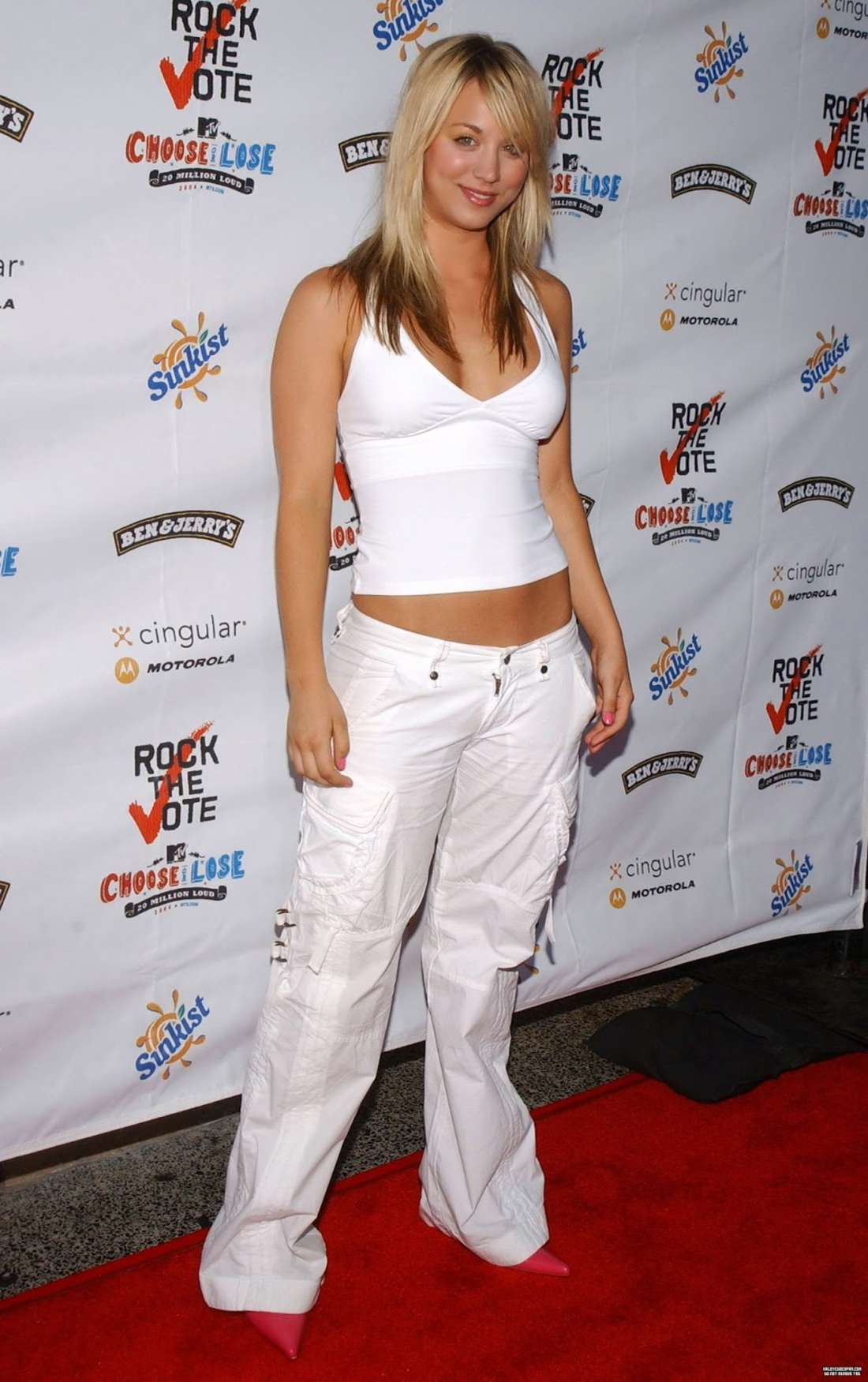 Kaley Cuoco 2016 : Kaley Cuoco: Rock The Vote National Bus Tour Concert 2004 -27