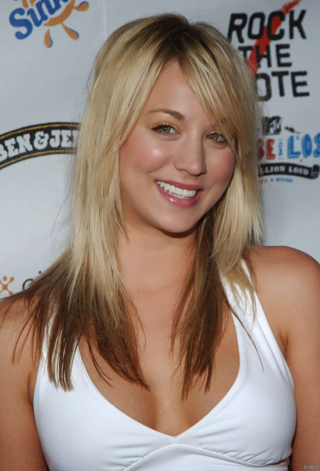 Kaley Cuoco 2016 : Kaley Cuoco: Rock The Vote National Bus Tour Concert 2004 -36