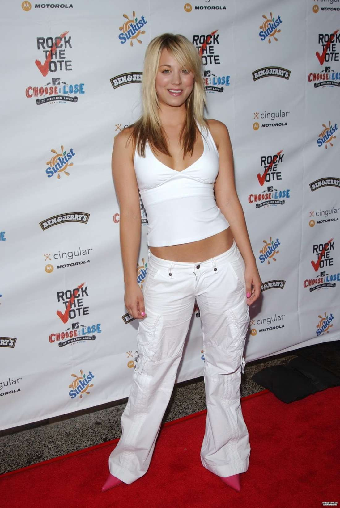 Kaley Cuoco 2016 : Kaley Cuoco: Rock The Vote National Bus Tour Concert 2004 -39