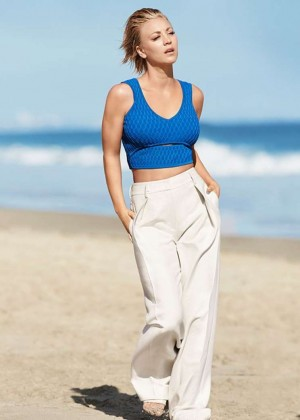 Kaley Cuoco - Shape Magazine (October 2015)
