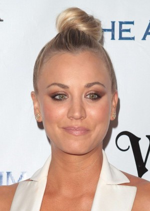 Kaley Cuoco: The Art of Elysium 2016 HEAVEN Gala -11