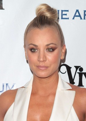 Kaley Cuoco: The Art of Elysium 2016 HEAVEN Gala -21