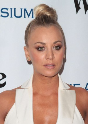 Kaley Cuoco: The Art of Elysium 2016 HEAVEN Gala -25