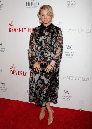 Kaley Cuoco - The Beverly Hilton Celebrates 60 Years with a Diamond Anniversary Party in Beverly Hills