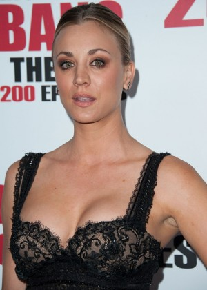 Kaley Cuoco: The Big Bang Theory 200th Episode Celebration -03