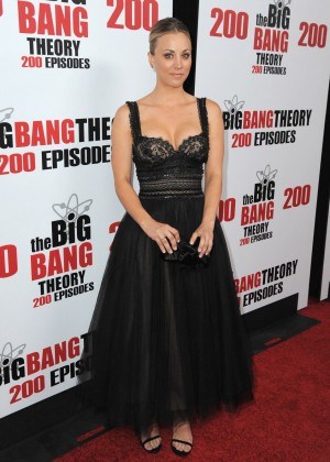 Kaley Cuoco: The Big Bang Theory 200th Episode Celebration -05