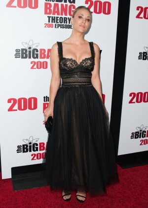 Kaley Cuoco: The Big Bang Theory 200th Episode Celebration -06