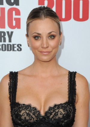 Kaley Cuoco: The Big Bang Theory 200th Episode Celebration -12