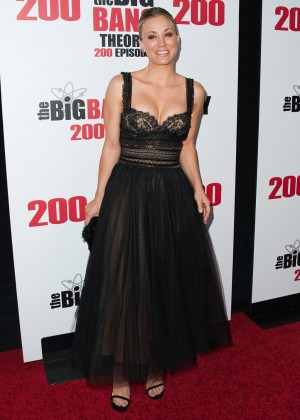 Kaley Cuoco: The Big Bang Theory 200th Episode Celebration -13