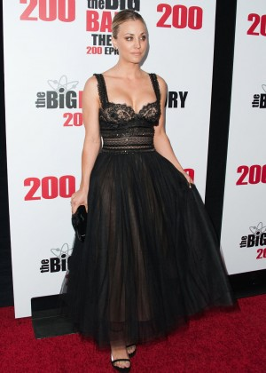 Kaley Cuoco: The Big Bang Theory 200th Episode Celebration -15