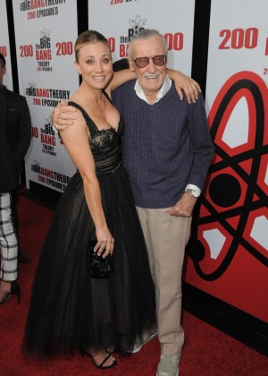 Kaley Cuoco: The Big Bang Theory 200th Episode Celebration -18