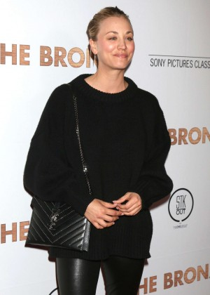 Kaley Cuoco - 'The Bronze' Premiere in Los Angeles