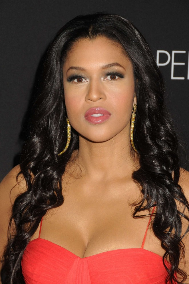 Kali Hawk - 'Fifty Shades of Black' Premiere in Los Angeles