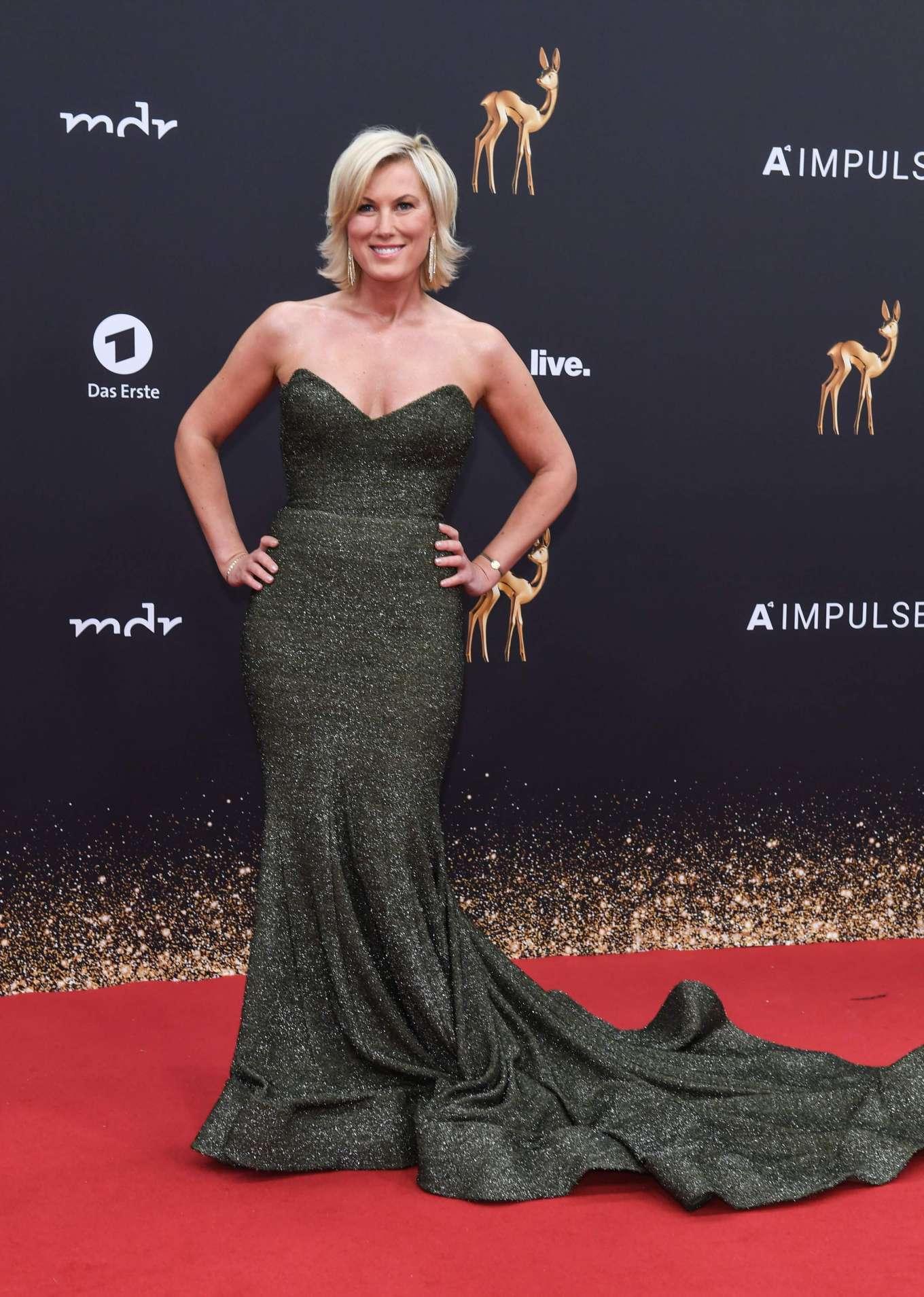 Kamilla Senjo - Bambi Awards 2019 in Baden-Baden | GotCeleb
