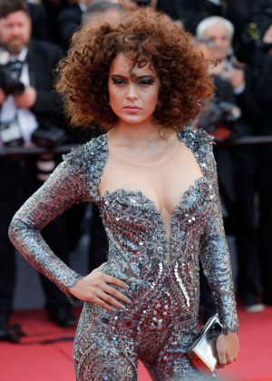 Kangana Ranaut - 'Ash Is The Purest White' Premiere at 2018 Cannes Film Festival