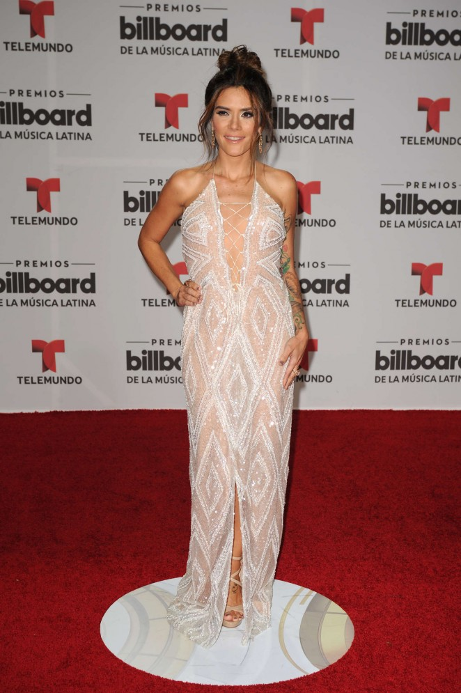 Kany Garcia - Billboard Latin Music Awards 2016 in Miami