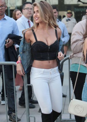 Kara Del Toro at a Guess Sponsored Event in Santa Monica