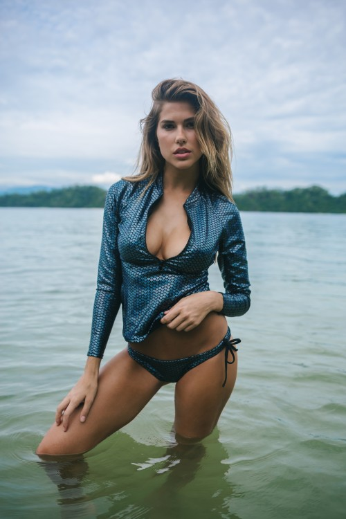 Kara del Toro by Richard Flare Hughes Swimmwear Outtakes 2018
