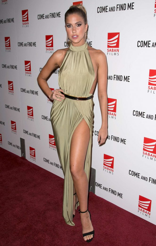 Kara Del Toro - 'Come and Find Me' Premiere in Los Angeles