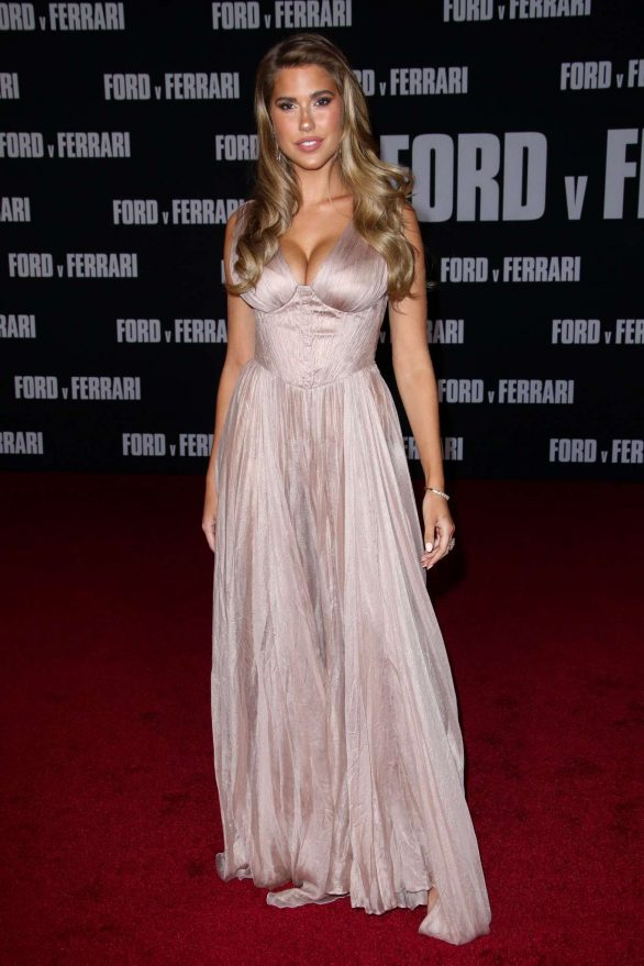 Kara Del Toro - 'Ford v Ferrari' Premiere in Los Angeles