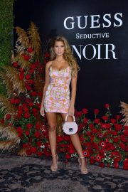 Kara Del Toro - GUESS 'Seductive Noir' Fragrance Launch in LA