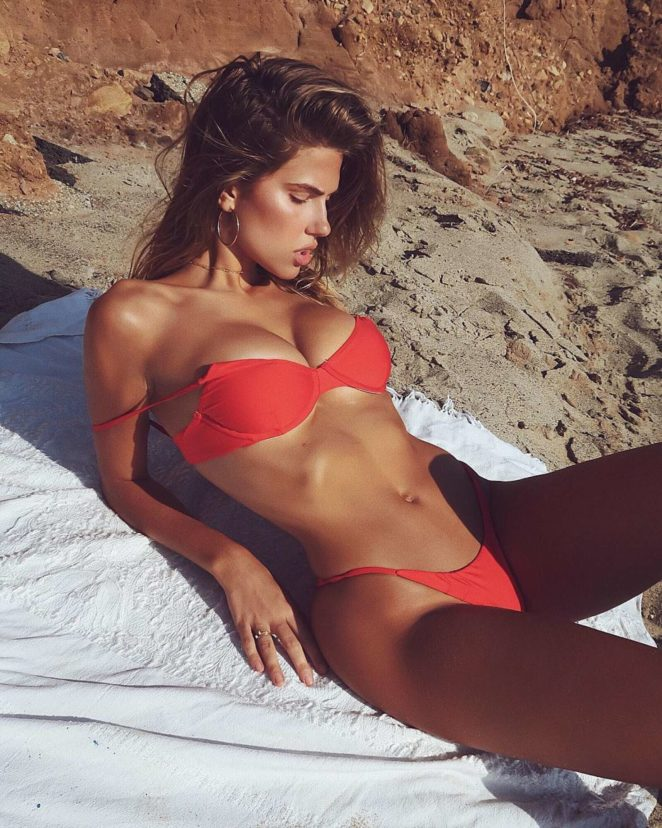 Kara Del Toro in Bikini Hot Photos -01