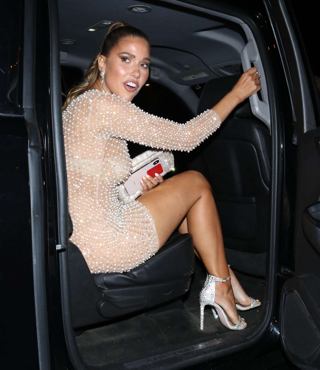 Kara Del Toro 2019 : Kara Del Toro – Leaves Craigs Restaurant in Los Angeles-05