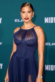 Kara Del Toro - 'Midway' Premiere in Westwood