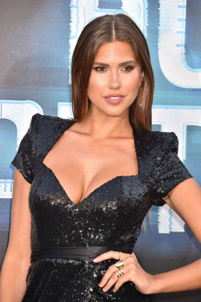 Kara Del Toro  - premiere of Hotel Artemis in Los Angeles