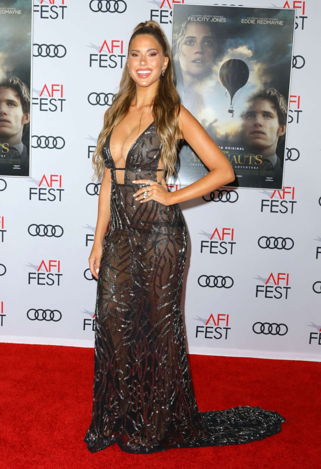 Kara Del Toro 2019 : Kara del Toro – The Aeronauts Screening – AFI Fest in Los Angeles-04