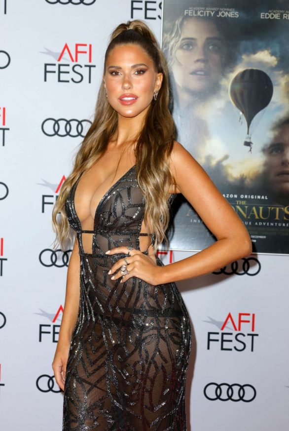 Kara del Toro - 'The Aeronauts' Screening - AFI Fest in Los Angeles