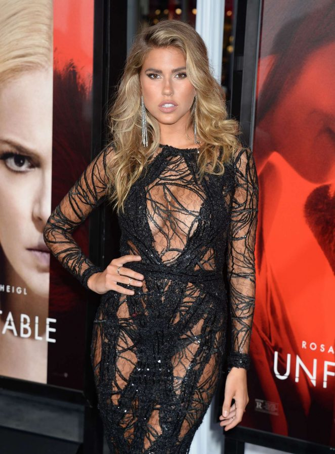 Kara Del Toro - 'Unforgettable' Premiere in Los Angeles
