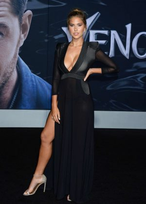 Kara Del Toro - 'Venom' Premiere in Los Angeles