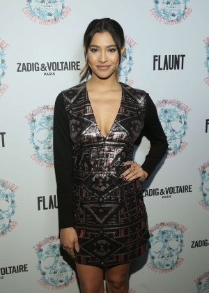 Kara Royster - Zadig and Voltaire And Flaunt Celebrate 2016 Collection in LA