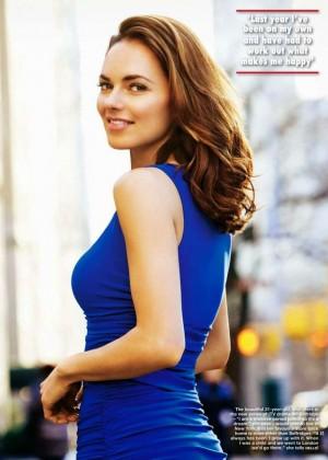 Kara Tointon - Hello UK Magazine (January 2015)