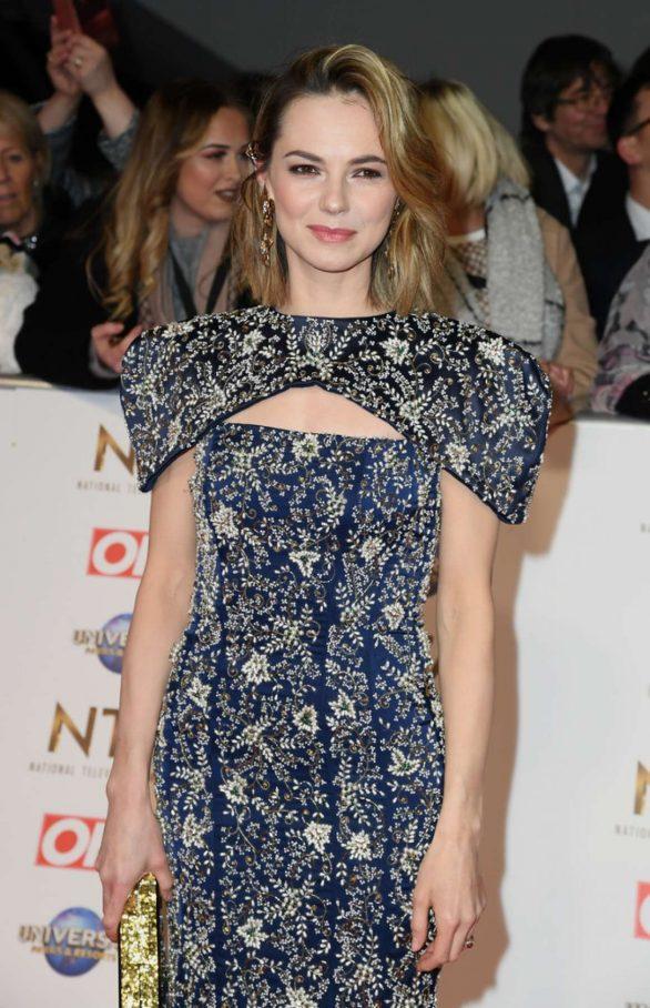 Kara Tointon - National Television Awards 2020 in London