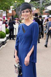 Kara Tointon - Royal Ascot Fashion Day 3 in Ascot