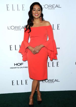 Karen David - 2016 ELLE Women in Hollywood Awards in Los Angeles