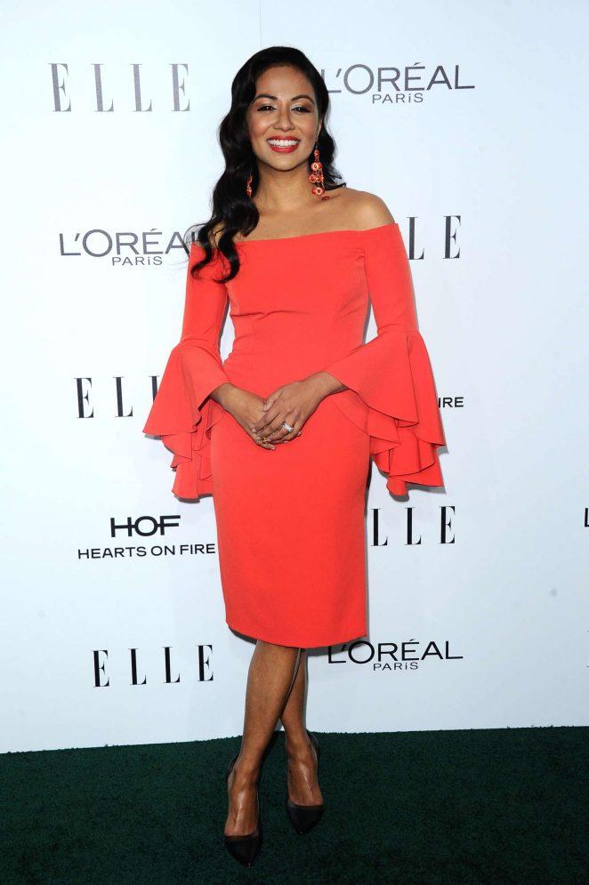 Karen David - 2016 ELLE Women in Hollywood Awards in Los Angeles