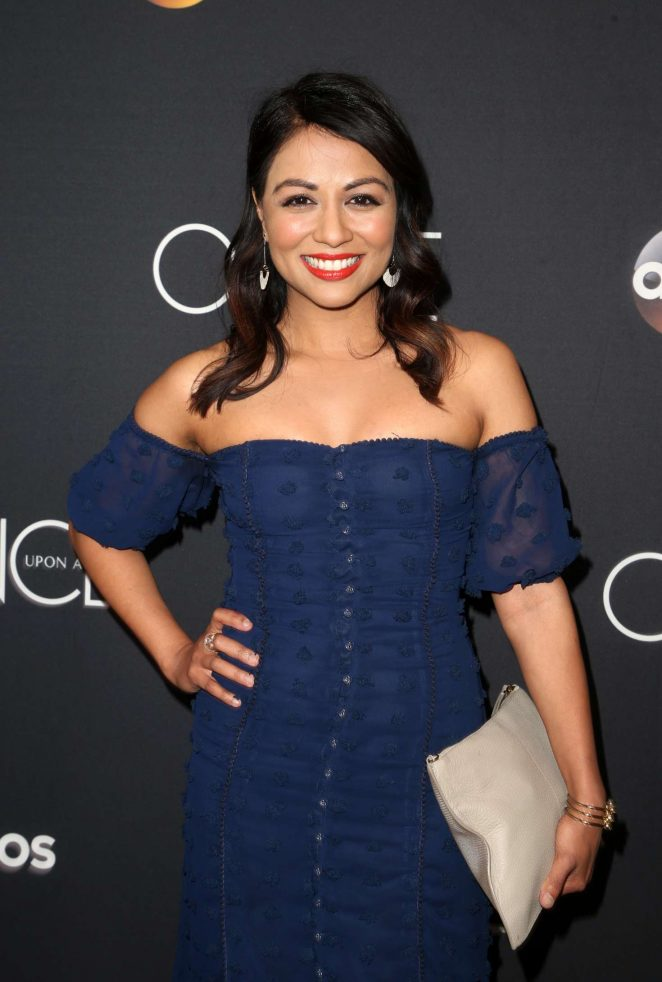 Karen David – 'Once Upon A Time' Screening in West Hollywood