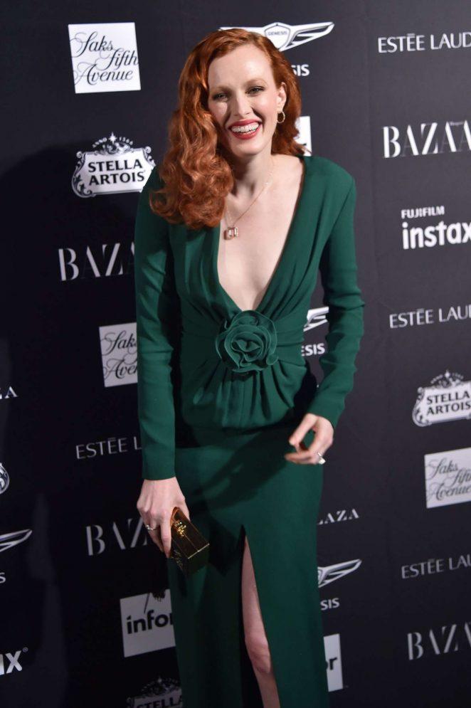 Karen Elson - 2018 Harper's Bazaar ICONS Party in New York