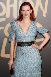 Karen Elson - Fashion For Relief 2019 in London