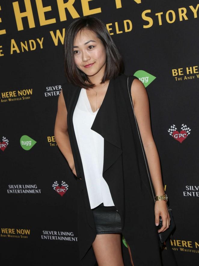 Karen Fukuhara - 'Be Here Now' Premiere in LA