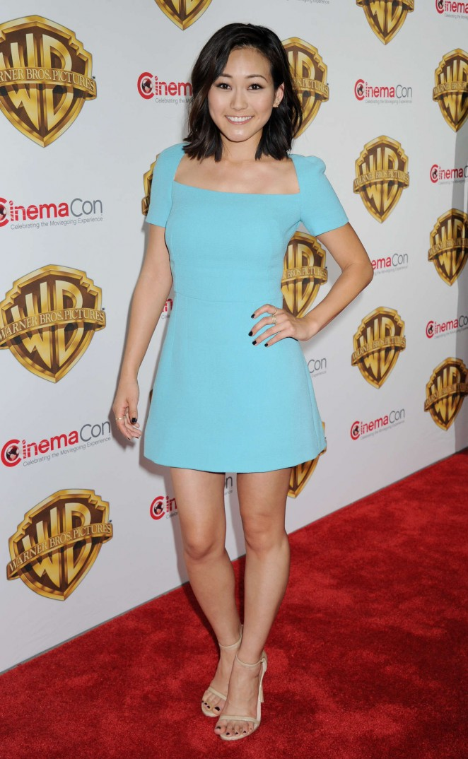 Karen Fukuhara - 'The Big Picture' Presentation at CinemaCon 2016 in Las Vegas
