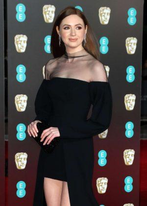 Karen Gillan - 2018 BAFTA Awards in London