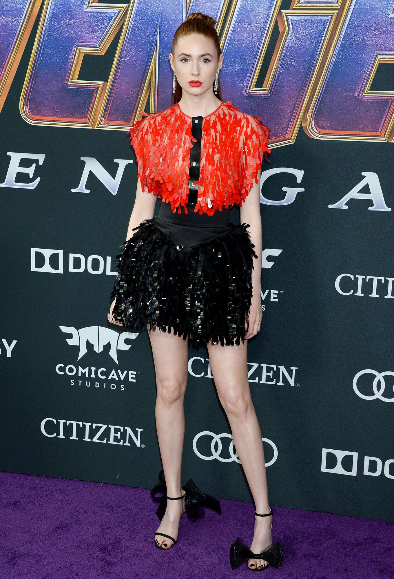 Karen Gillan - 'Avengers: Endgame' Premiere in Los Angeles
